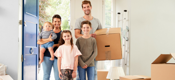 Tips that will Help You Move Efficiently with Children on Moving Day