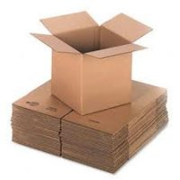 Cardboard box, size: 1.5 cu. ft.