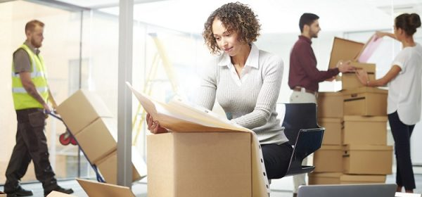 Tips for Arranging for Your Office Move