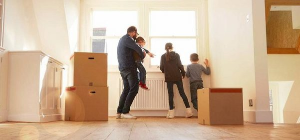 Four Tips for Moving into Smaller Space