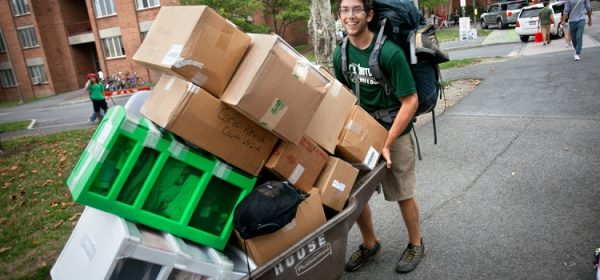Moving to College as a Freshman