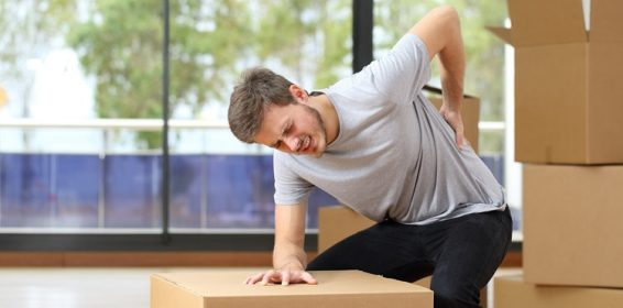 Common Injuries Likely to Occur When Moving