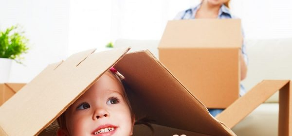 Advice When Moving With Kids