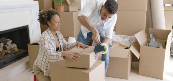 Allow the Movers to Pack These 4 Categories for You