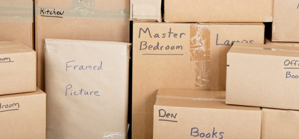 Ideas To Help Organize Your Belongings To Avoid Loss During A Relocation