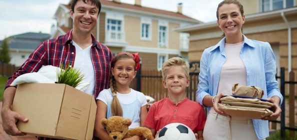 Three Things To Have In Mind When Moving With Small Children