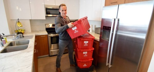 Think About Using Reusable Plastic Boxes When Moving