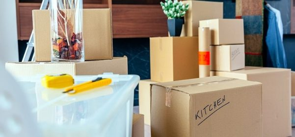 Packing Materials Needed For A Move