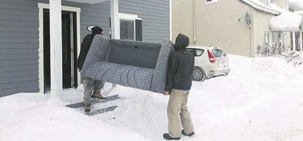 How To Safely Relocate During Winter