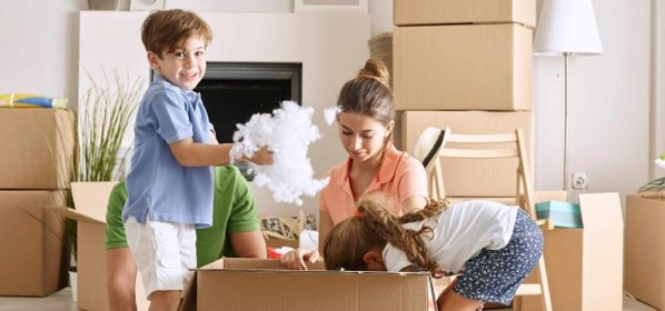 Effective Procedure for Arranging Your New Place