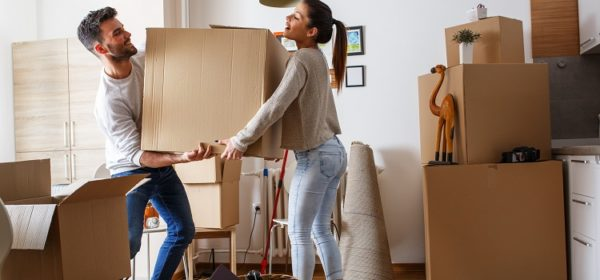 Decluttering for Relocation